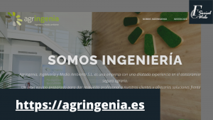 Diseño Web Agringenia